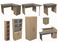 Офисная мебель «Пехотин»
