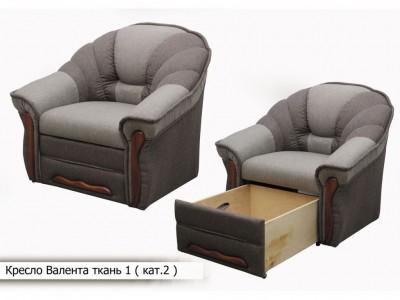 Кресло н/р «Валента» (Диван плюс)