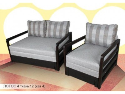 Кресло «Лотос 4» (Диван плюс)