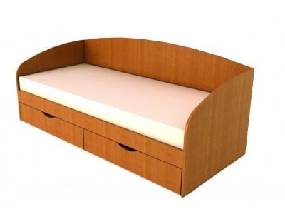 Кровать 1-х спальная Комфорт (Эверест)