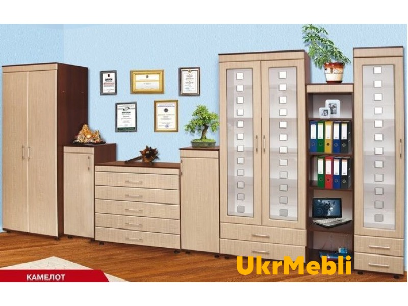 Модульная система мебели «КАМЕЛОТ» (Пехотин)