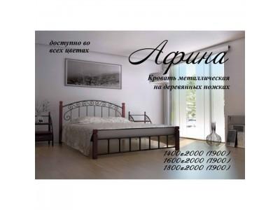 Металлическая кровать «Афина» (Металл-Дизайн)