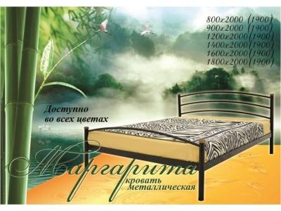 Металлическая кровать «Маргарита» (Металл-Дизайн)