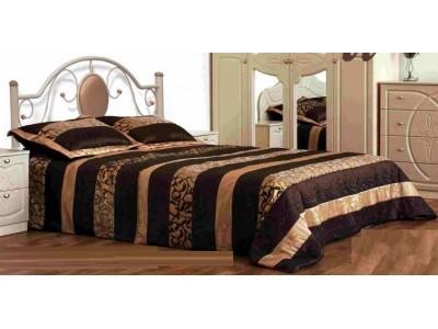 Железная кровать «Лаура» (Металл-Дизайн)