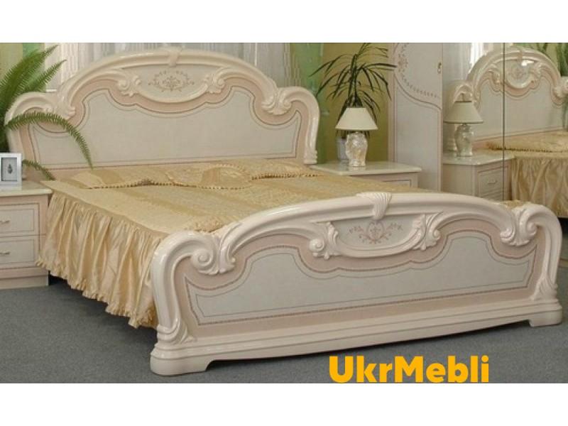Кровать 1.6 «Опера» (Світ меблів)