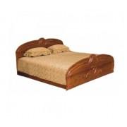 Кровать 1.6 «Антонина» (Мебель-Сервис)