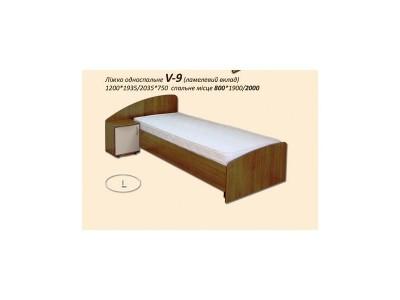 Кровать Valentina V9 (Континент)