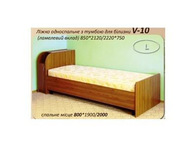Кровать Valentina V10 (Континент)