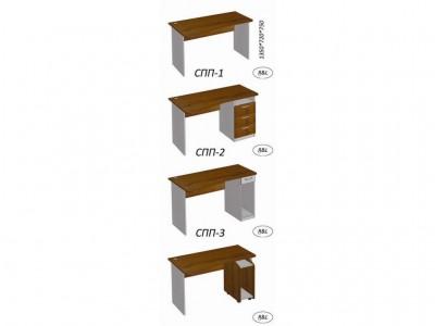 Столы письменные серии «Прима» СПП