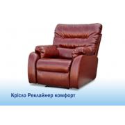 Кресло-реклайнер «КОМФОРТ» (фабрика Вика)