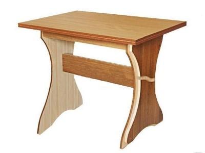 Кухонный стол простой «Султан» (Пехотин)