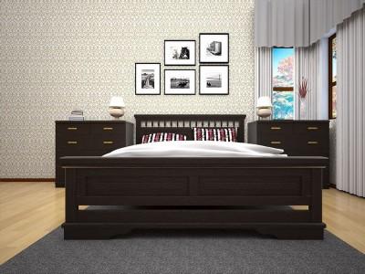 Кровать деревянная «Атлант 13» (ТИС)