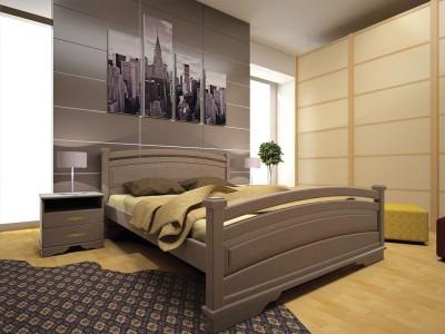 Кровать деревянная «Атлант 20» (ТИС)