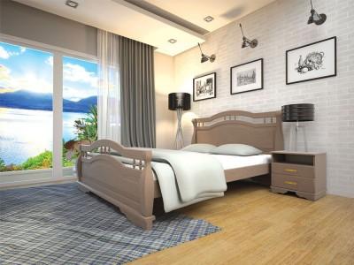 Кровать деревянная «Атлант 22» (ТИС)