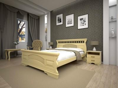 Кровать деревянная «Атлант 23» (ТИС)