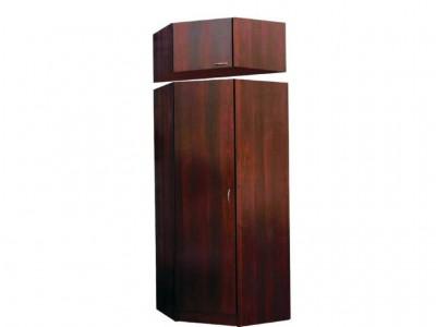 Шкаф угловой-03 с антресолью (РТВ мебель)