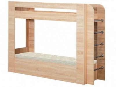 Двухъярусная кровать «Олимп» (Пехотин)