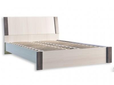 Кровать 1.4 «Венеция +ламель» (Феникс)