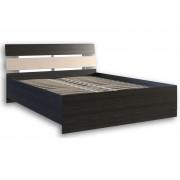 Кровать 1.4 «Неаполь+ламель» (Феникс)