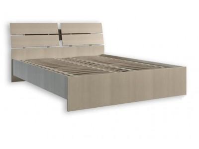 Кровать 1.6 «Клеопатра+ламель» (Феникс)