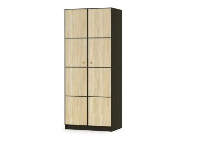 Шкаф 2Д «Фантазия» (Мебель-Сервис)