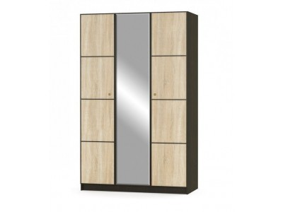 Шкаф 3Д «Фантазия» (Мебель-Сервис)