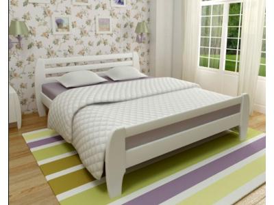 Кровать деревянная «Милан» (Mebigrand)