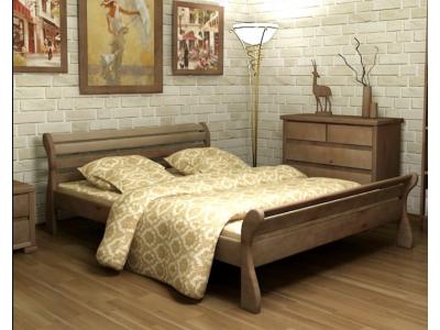 Кровать деревянная «Верона» (Mebigrand)