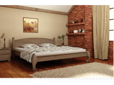 Кровать деревянная «Манхеттен» (Mebigrand)
