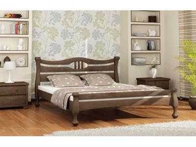 Кровать деревянная «Монако» (Mebigrand)