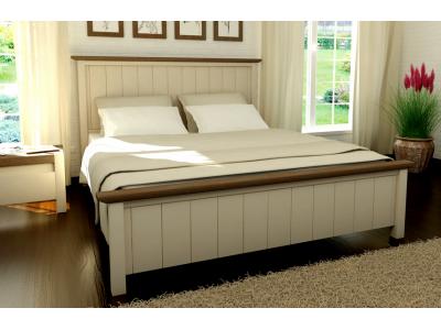 Кровать деревянная «Калифорния» (Mebigrand)