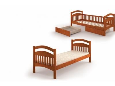 Кровать «Жасмин люкс» (Mebigrand)