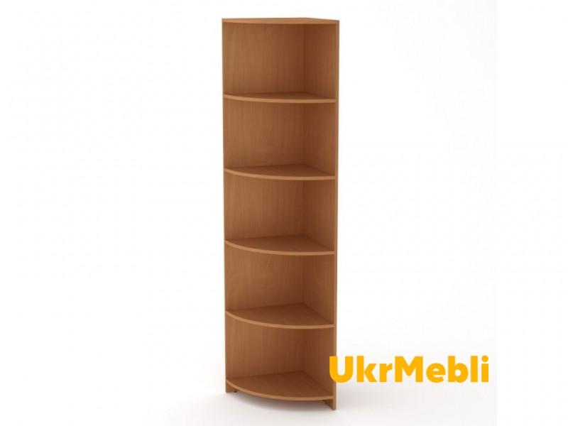 Шкаф книжный Пенал Компанит