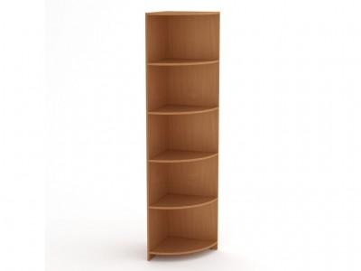 Шкаф книжный Пенал-2 Компанит