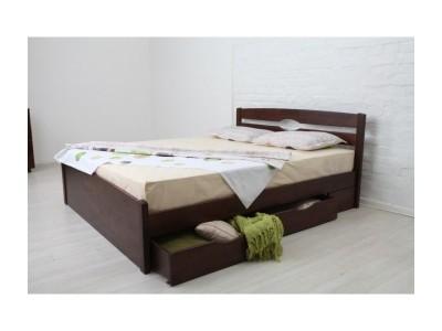Кровать «Нова с ящиками» (Олимп)