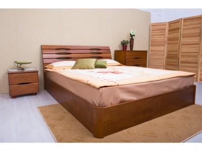 Кровать «Марита V с под рамой» (Олимп)