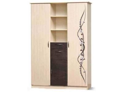 Шкаф 3Д Сакура Світ Меблів