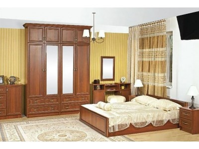 Спальня «Лотос Люкс» БМФ