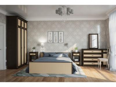Спальня  Вояж (Світ меблів)