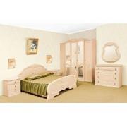 Спальня «Эмилия» перламутр (Світ меблів)