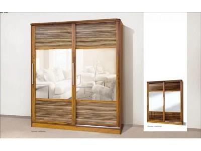 Шкаф купе Монтере 2Д (Світ меблів)