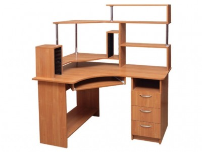 Компьютерный стол «Компакт с надстройкой» (Пехотин)
