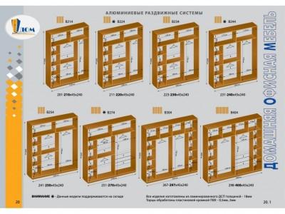Контуры шкафов-купе2