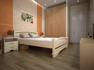 Кровать деревянная «Атлант 2» (ТИС)