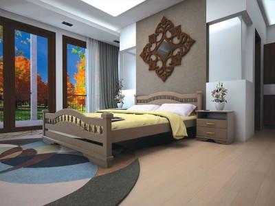 Кровать деревянная «Атлант 7» (ТИС)