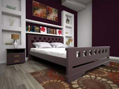 Кровать деревянная «Атлант 9» (ТИС)