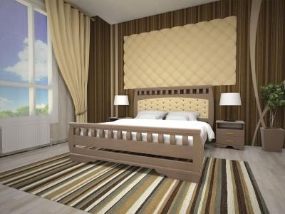 Кровать деревянная «Атлант 11» (ТИС)