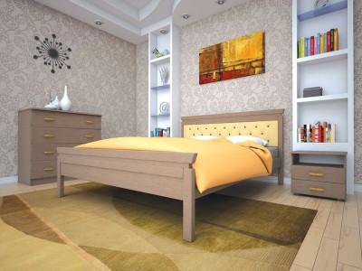 Кровать деревянная «Орион» (ТИС)