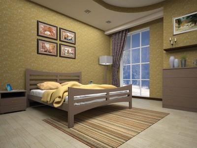 Кровать деревянная «Маэстро» (ТИС)