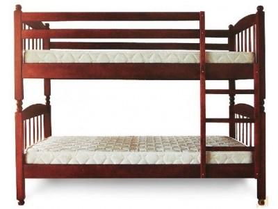 Двухъярусная кровать «Трансформер 3» (Тис)
